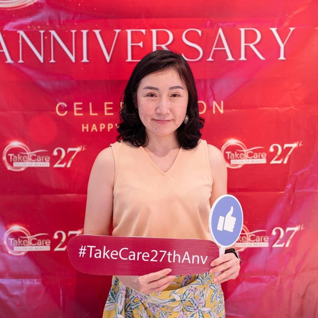 Take Care 27th Anniversary2
